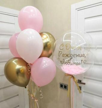 Набор «день рождения любимой»