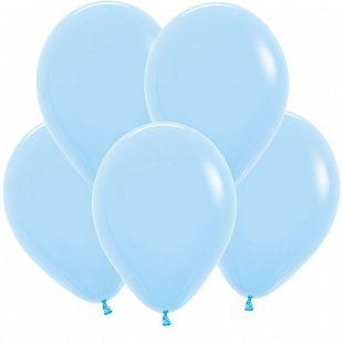 Светло-голубой, Пастель / Light Blue