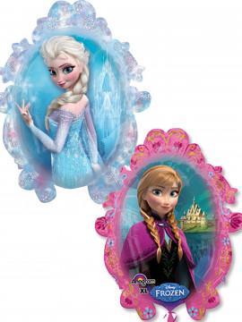 Шар зеркало (Эльза и Анна)