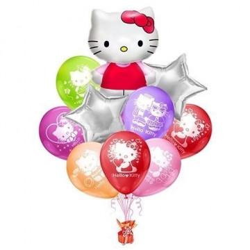 Букет Hello Kitty