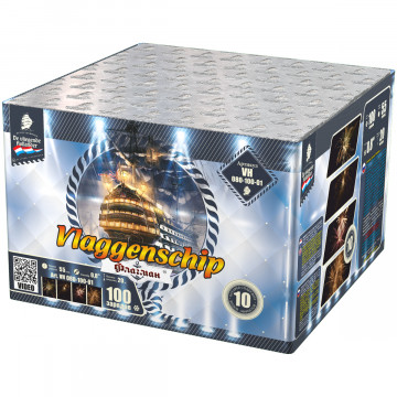 Фейерверк VH080-100-01 Флагман / Vlaggenschip