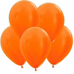 Оранжевый, Метал / Orange