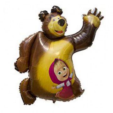 Фигура Медведь и Машенька