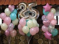 Набор из шаров № 25