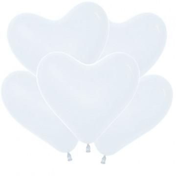 Сердце Белый, Пастель / White