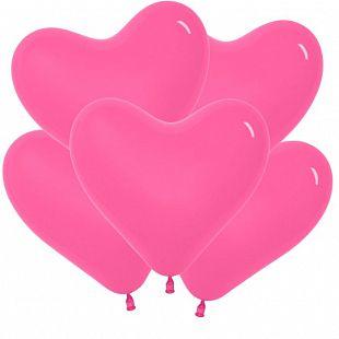 Сердце Фуксия, Пастель / Fuchsia