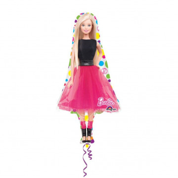 Шар фигура Барби
