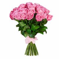 29 розовая роза