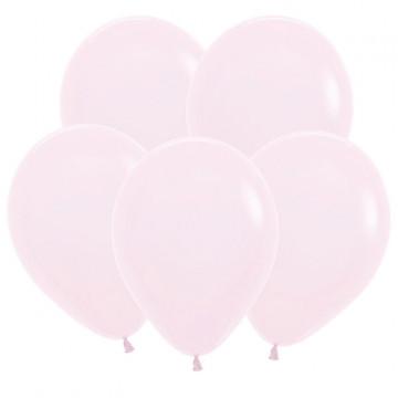 Нежно-розовый, Пастель Матовый (Макаронс)