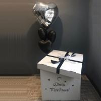 Коробка «люблю до луны и обратно»