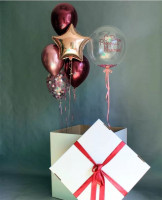 Набор « с днём рождения мамочка!»