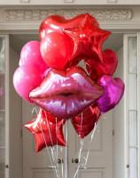 Набор шаров поцелуй