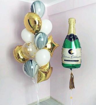 Шампанское девушкам