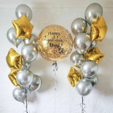 Стильный набор шаров для него)