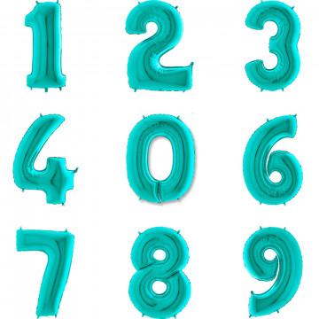 Цифры тиффанни, 102 см