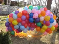 Запуск шаров из сетки