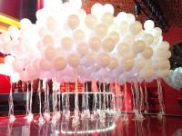 Массовые запуски шаров для компаний,event-агенств