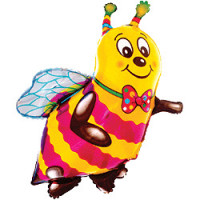 Шар (36'' 91 см) Фигура, Пчела, 1 шт.
