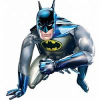 Шар (37'' 94 см) Ходячая Фигура, Бэтмен, 1 шт.